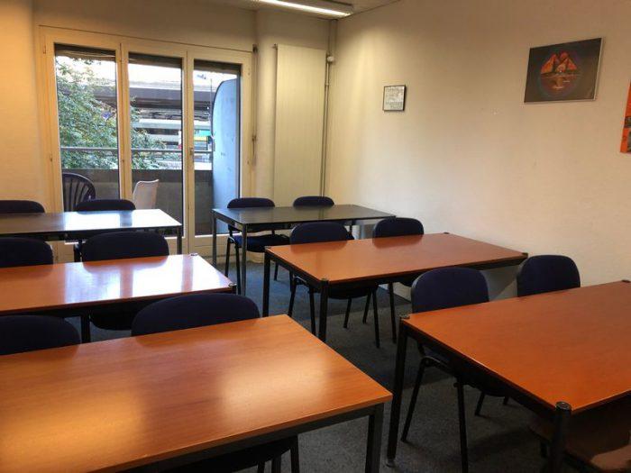 classroom ELFI